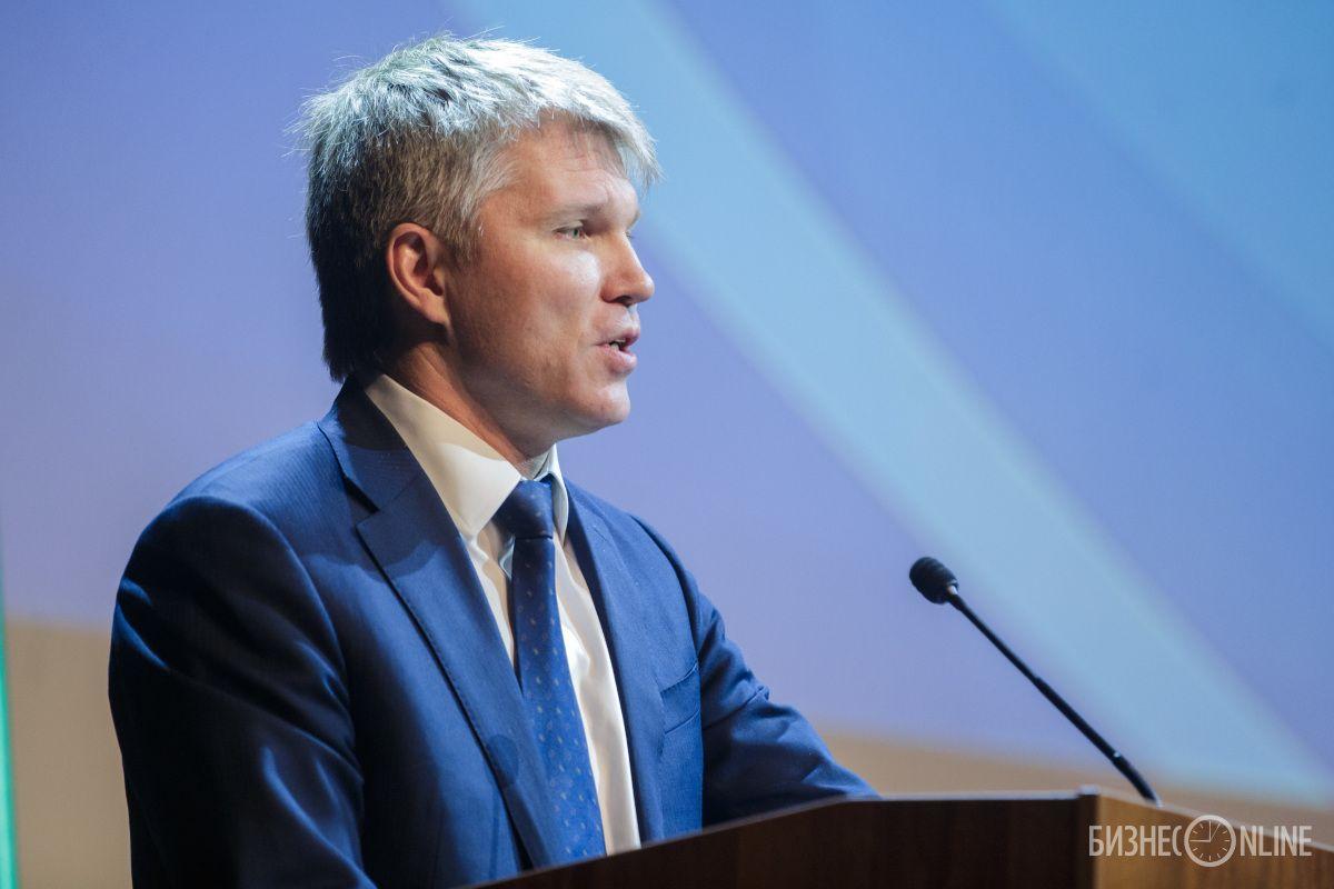 Министр спорта РФ Колобков: «Заявка Казани на Суперкубок поддержана»